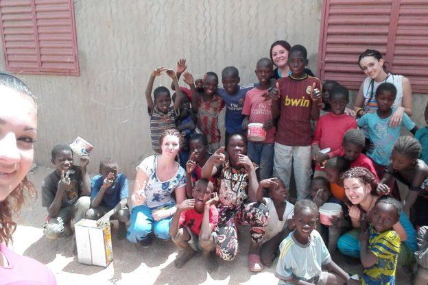Otto ragazzi valsusini pronti a partire per il Senegal