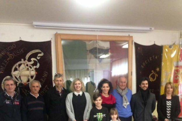Valsusa: Chianocco festeggia i suoi neolauretai