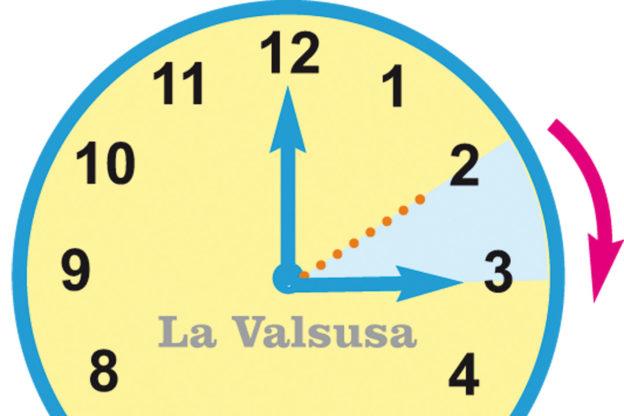 Ora legale 2018: lancette avanti di un'ora nella notte tra sabato 24 e domenica 25 marzo