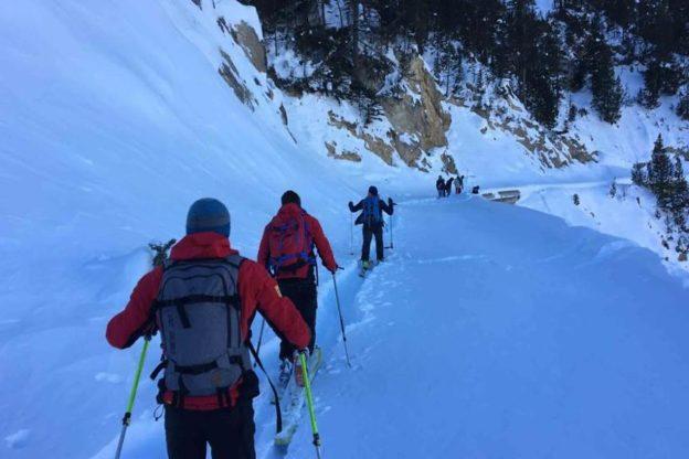 Otto migranti soccorsi sui monti dell'Alta Valle di Susa