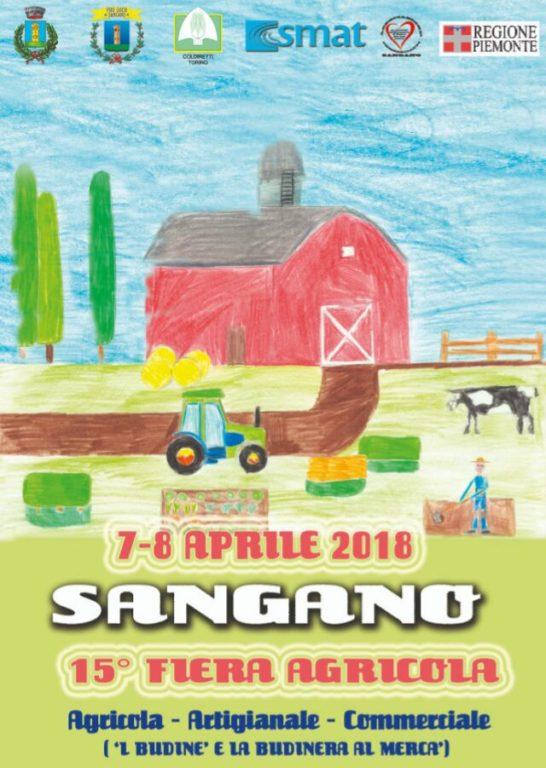 Sangano, è tutto pronto per la quindicesima edizione della Fiera Agricola di Primavera