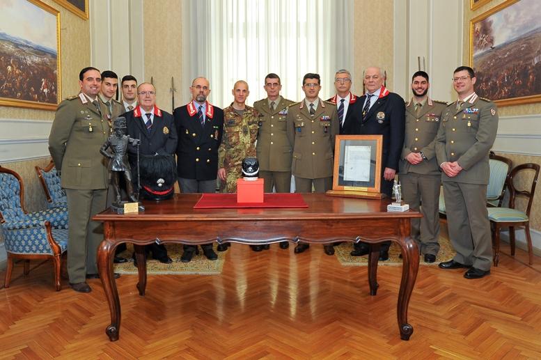 La Valle di Susa e Torino unite per festeggiare il 359esimo compleanno dei Granatieri