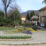 A Giaveno, il Municipio si fa bello. Piantati anche cinquemila tulipani nel Parco comunale