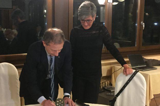 Siglata ad Avigliana la convenzione tra Rotary Club Susa e Val Susa e Delegazione Fai Valle di Susa