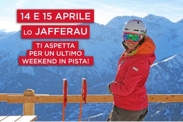Bardonecchia, il 14 e 15 aprile si scia ancora allo Jafferau