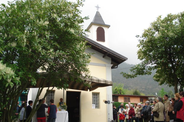 Rubiana, la Festa della Ciarma fra sacro e profano