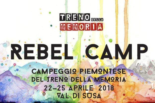 """Tutto pronto per il """"Rebel Camp"""" in Valsusa"""