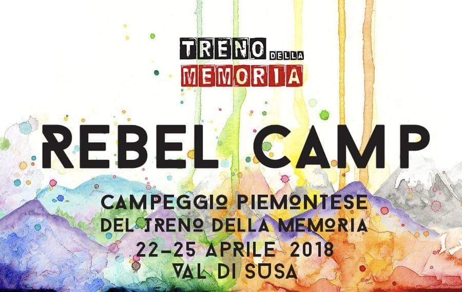 "Tutto pronto per il ""Rebel Camp"" in Valsusa"