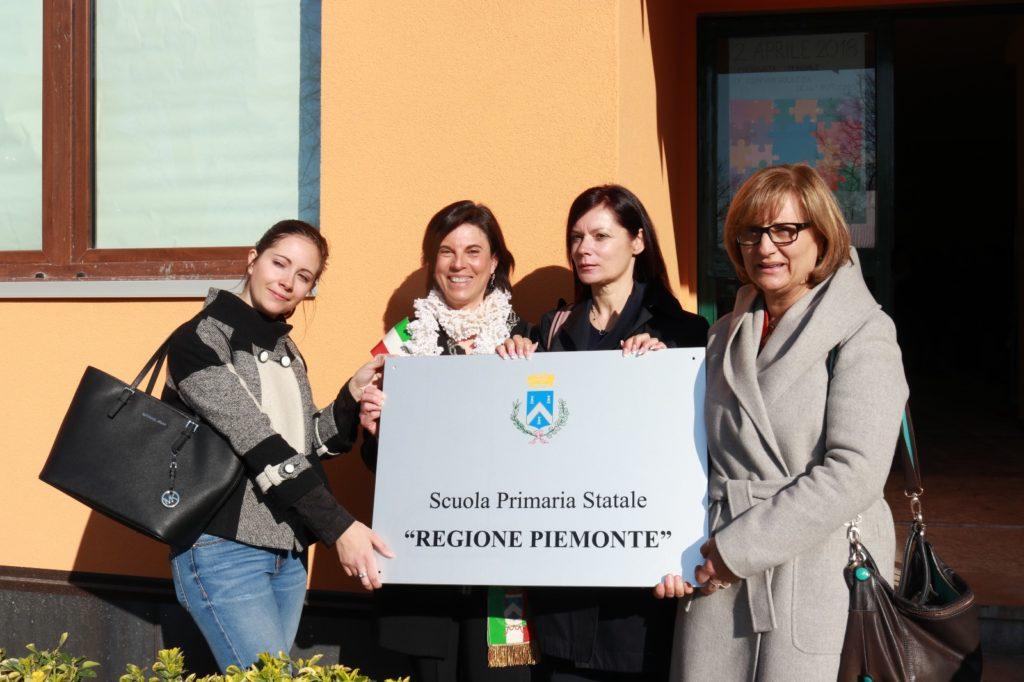 """Almese, suona la campanella nella rinnovata scuola """"Regione Piemonte"""" di Rivera"""