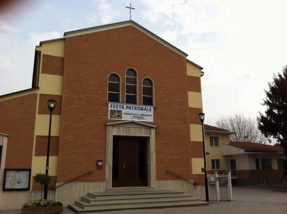 Alpignano, parrocchia dell'Annunziata in festa nel fine settimana del 14 e 15 aprile