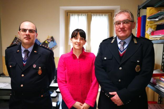 Valsusa, il Comune di Borgone ha assunto la vigilessa Angelica Simone