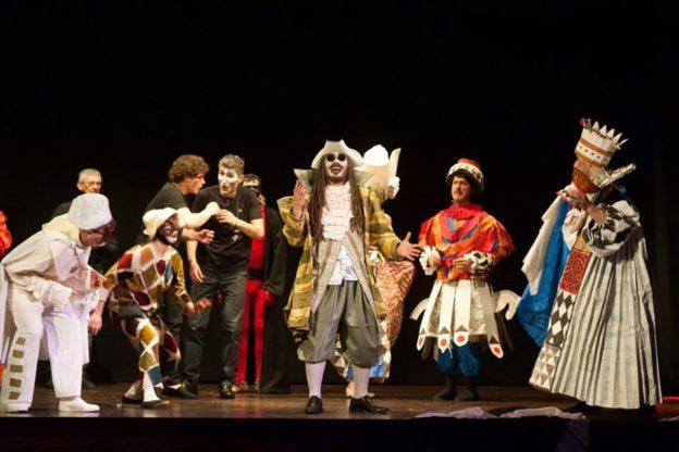 """Bussoleno, successo per """"Il Teatro"""" di Marco Scoffone"""
