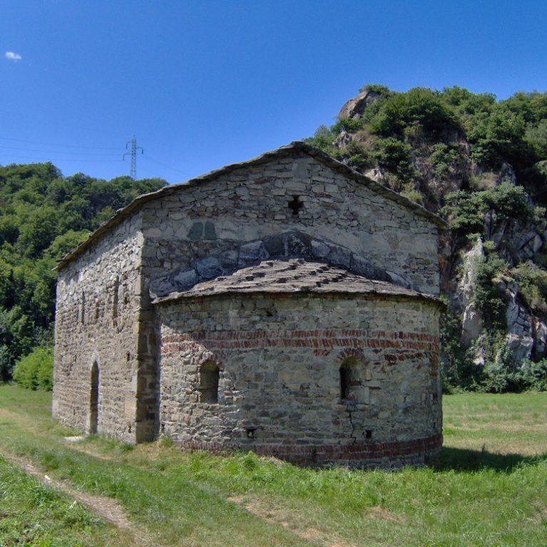 Valsusa, alla scoperta della cappella di San Valeriano di Borgone