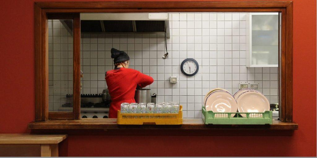 Con Renzo aiutiamo la cucina del Gruppo Abele