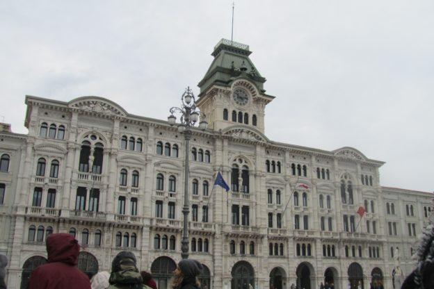 """I """"Masnà"""" di Condove in gita a Trieste"""