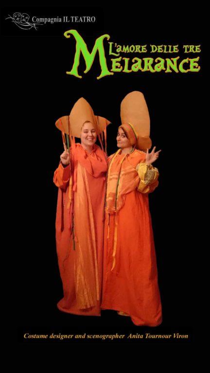In Valsusa torna il grande teatro. Appuntamento sabato 14 aprile a Bussoleno