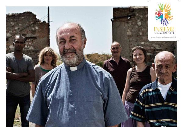"""L'Offerta ai Sacerdoti: """" È l'affetto verso i nostri preti che fa compiere questa scelta"""""""