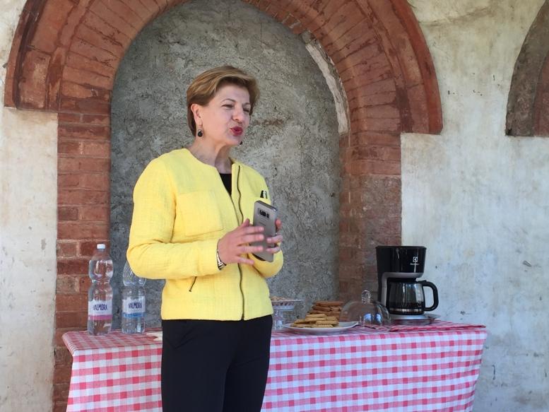 Sant'Antonio di Ranverso, Artemista ha presentato la stagione culturale 2018