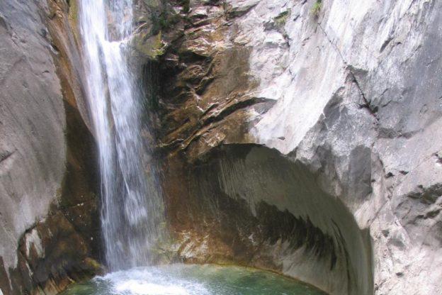 Con il Cai e il Parco Alpi Cozie si va alla scoperta degli Orridi della Valle di Susa