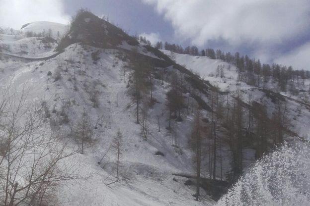 """Colle delle Finestre: si lavora per aprire la SP172 in vista del """"Giro d'Italia"""""""