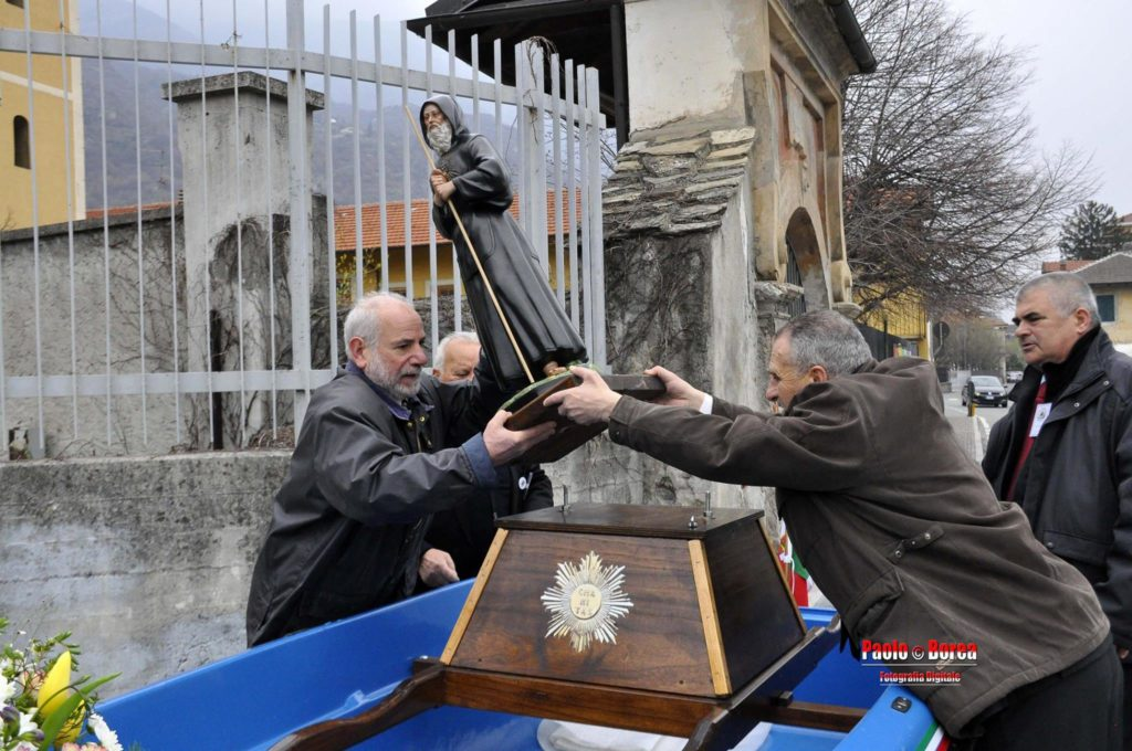 Susa ha onorato San Francesco da Paola