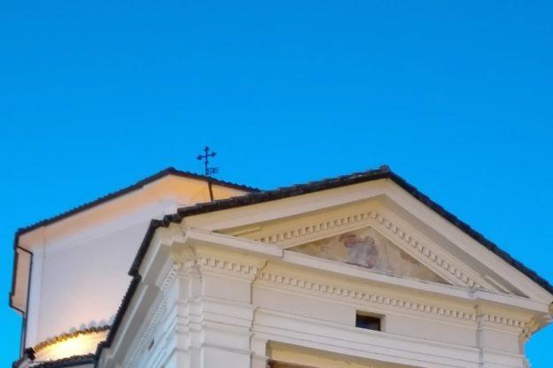 Avigliana, nuova illuminazione al Santuario della Madonna dei Laghi