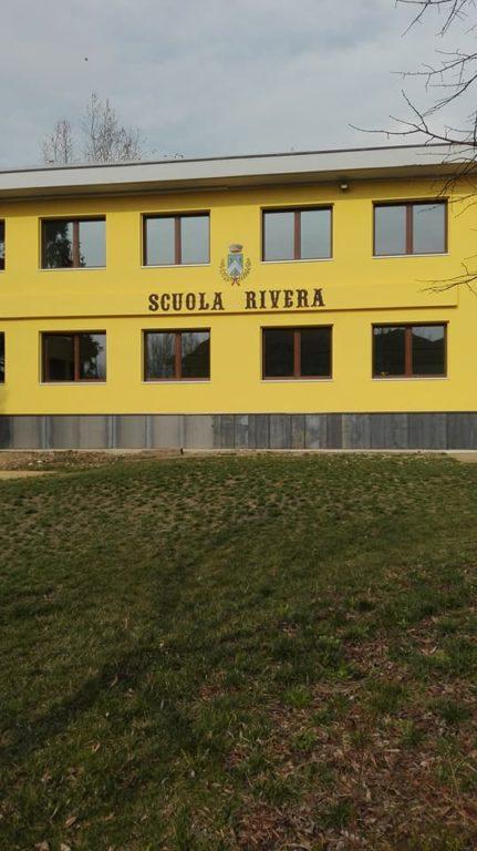 """Almese, si inaugura la scuola primaria """"Regione Piemonte"""" di Rivera"""
