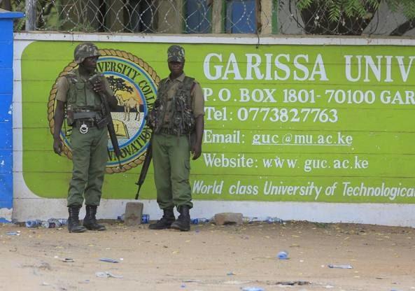 Janet, fragile e spaventata, ma testimone della forza della Croce durante la strage di Garissa (Kenya) del 2015