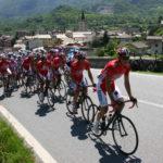 Giovedì 17 maggio, La Valsusa dedica un inserto di otto pagine al Giro d'Italia
