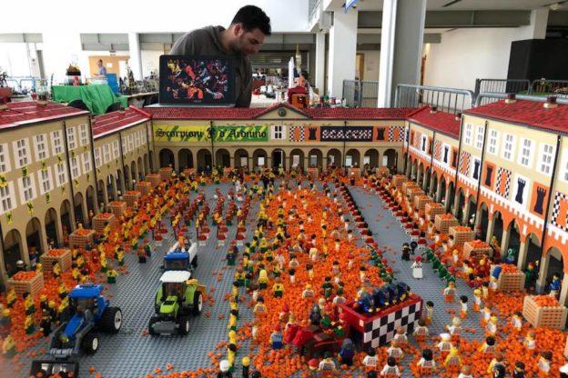"""""""Brick Fest"""", i mattoncini Lego in mostra ad Alpignano"""