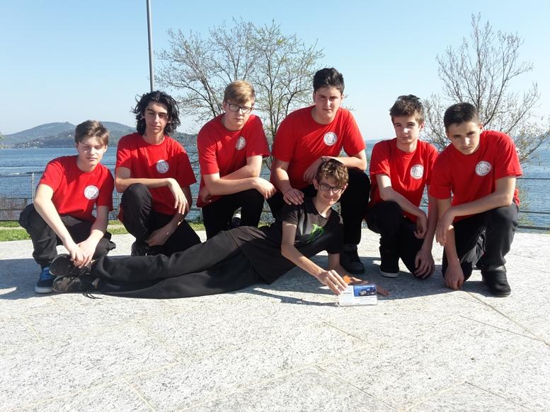 Sette studenti del Ferrari di Susa vincono il premio di Robotica per il miglior progetto inclusivo