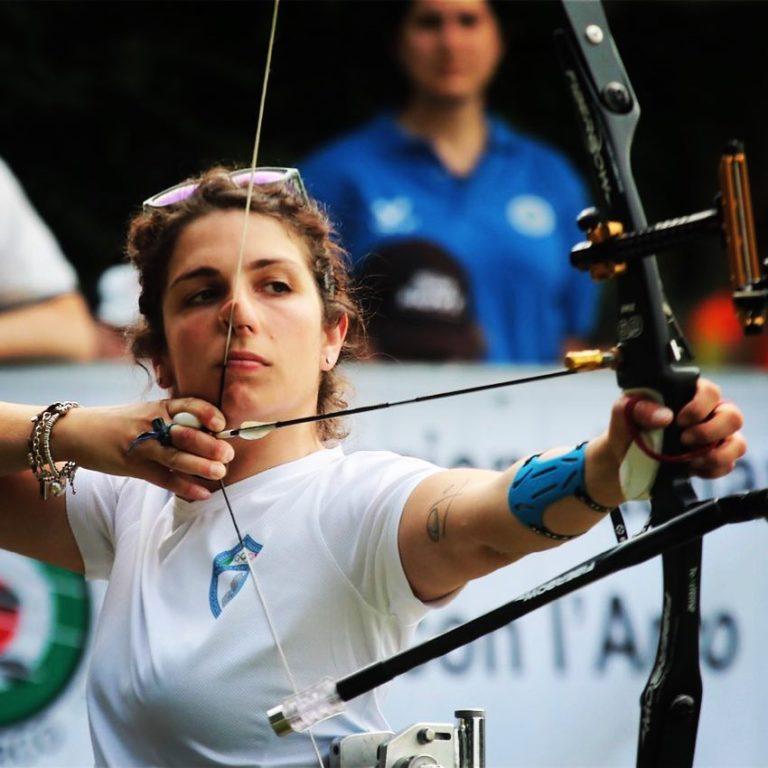 La tranese Elisabetta Mijno è campionessa italiana di Tiro con L'Arco
