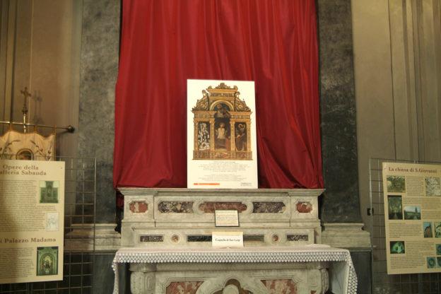 Avigliana, i quadri restaurati di Defendente Ferrari ritorneranno nella chiesa di San Giovanni