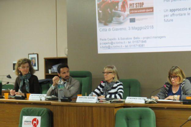 """Il progetto """"Early Warning Europe"""" per le piccole e medie imprese sbarca anche a Giaveno"""