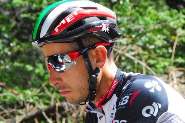 Giro d'Italia, Fabio Aru lascia Sestriere e parte per Gerusalemme