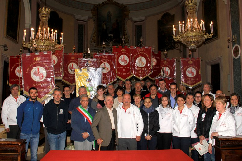 Valsusa, la Fidas di Sant'Antonino- Vaie in festa