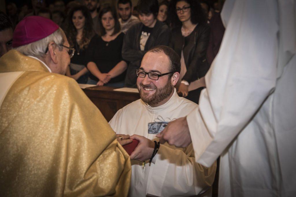 Diocesi di Susa, Matteo Anselmetti ha ricevuto il Ministero del Lettorato