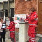 Dalla Croce Rossa di Susa un defibrillatore per Novalesa