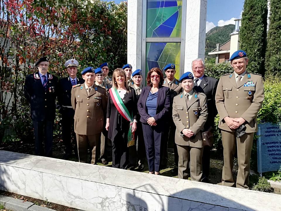 Sangano, l'Aviazione dell'Esercito ha ricordato il sergente maggiore Marco Matta