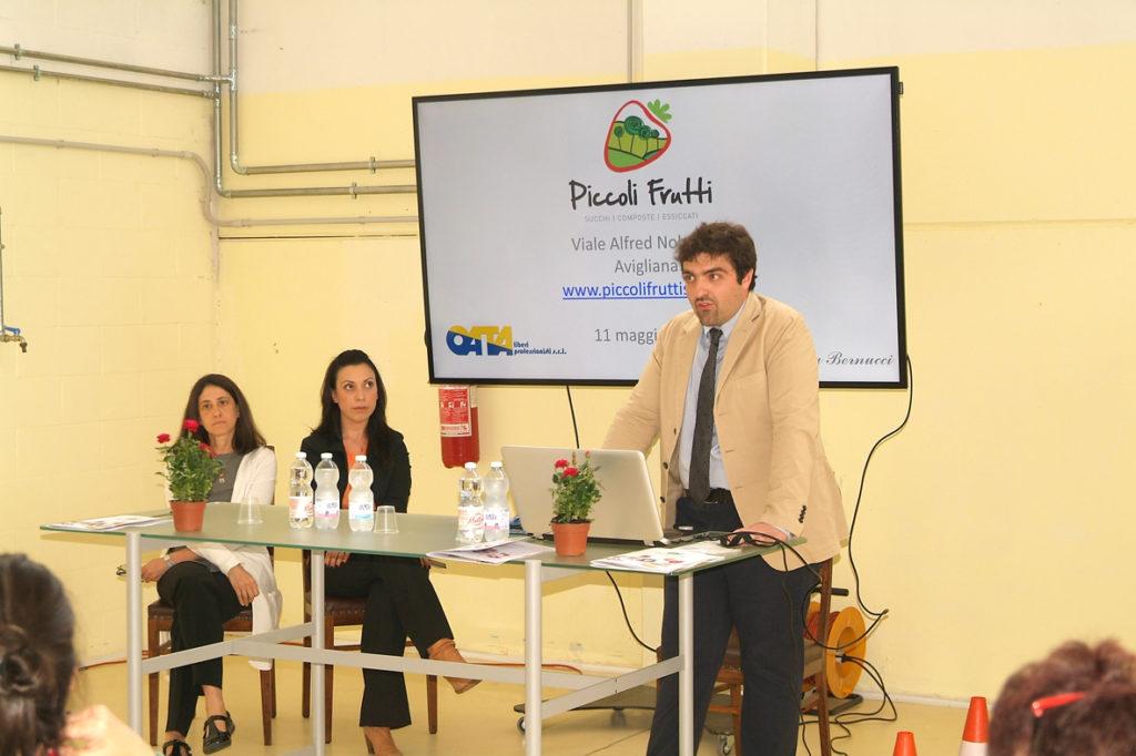 Avigliana, è nata l'azienda Piccoli Frutti per la vendita e la trasformazione dei frutti rossi