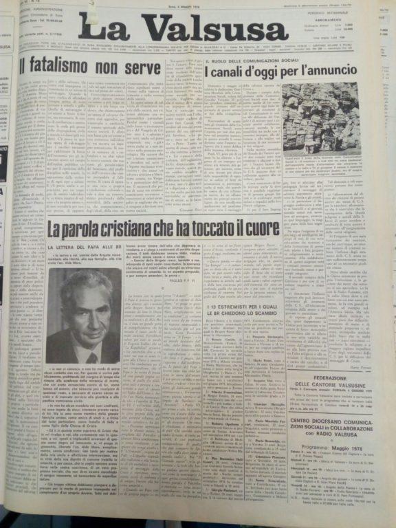 Quarant'anni dopo l'assassinio di Aldo Moro, cosa rimane?