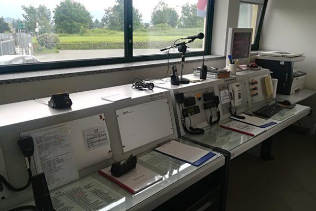 Giaveno, operativo il nuovo centralino dei Vigili del Fuoco
