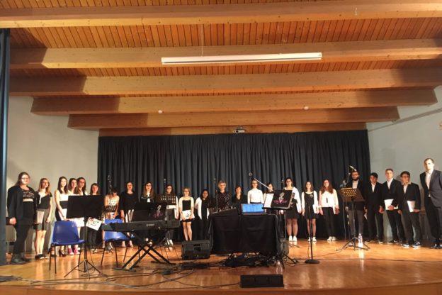 Sabato 19 maggio, a Susa, c'è il concerto del Coro del Liceo Norberto Rosa