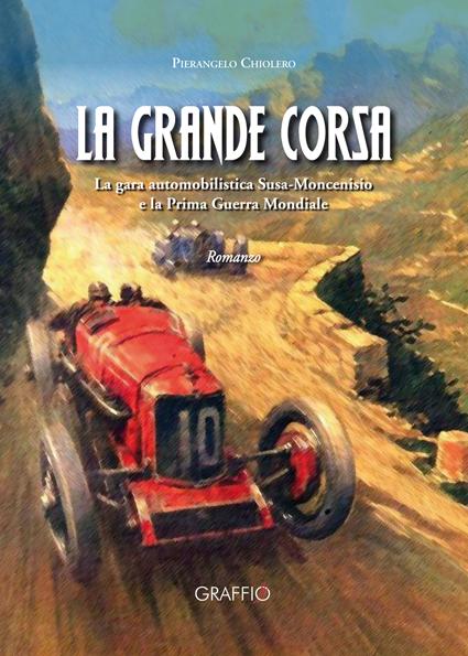 """""""La grande corsa"""", amici in gara e in guerra nell'ultimo romanzo di Pierangelo Chiolero"""