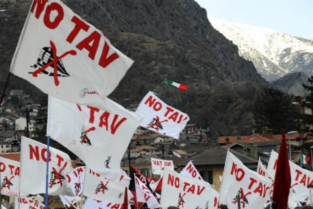 Il movimento No Tav reagisce all'arresto di Nicoletta Dosio