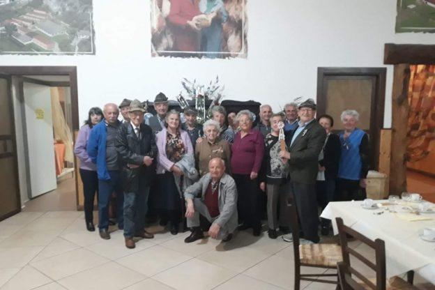 Anche Novalesa ha ospitato una piccola Adunata degli Alpini