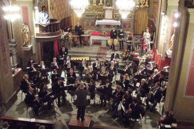 Un successone il concerto per la festa patronale di San Giorio