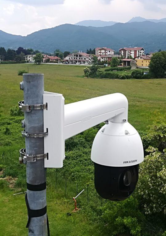 Un nuovo occhio elettronico puntato sulle montagne della Val Sangone