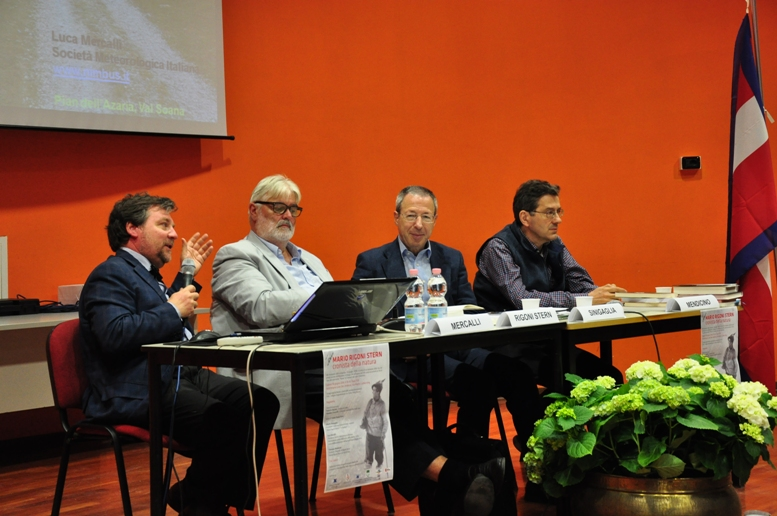 A Oulx il ricordo di Mario Rigoni Stern, a dieci anni dalla morte