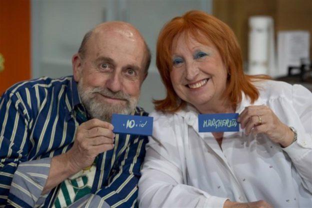 Martedì 12 giugno, Margherita Fumero ed Enrico Beruschi saranno a Giaveno